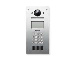panasonic video door bell